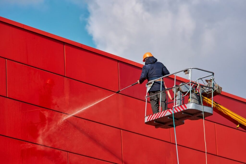 Commercial Pressure Washing Portland OR