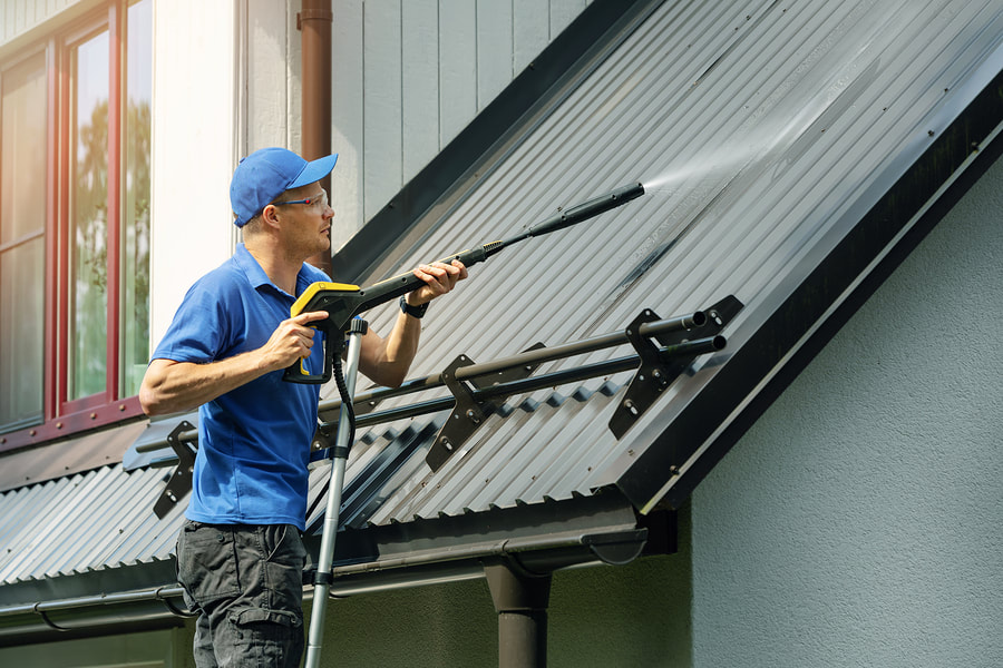 portland oregon pressure washers pro roof cleaning