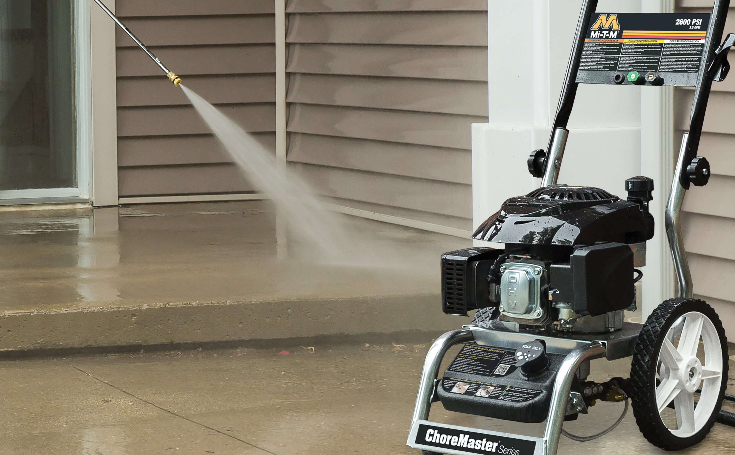 power washing company portland