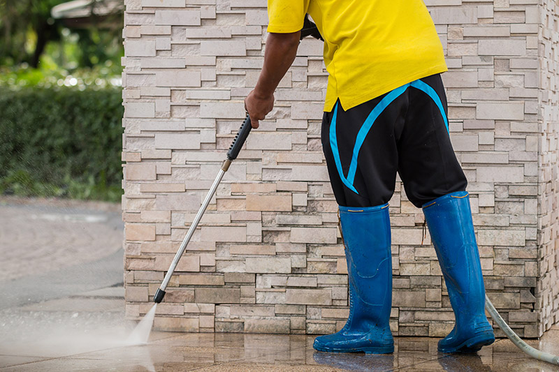 power washing portland Oregon