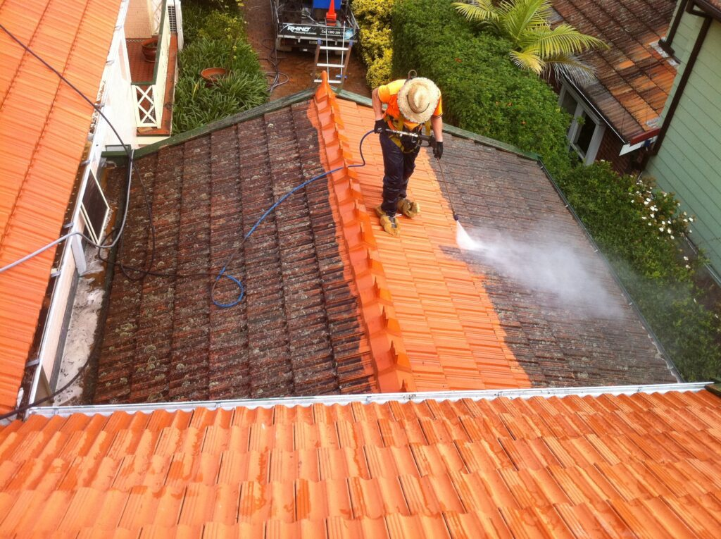 roof cleaning portland